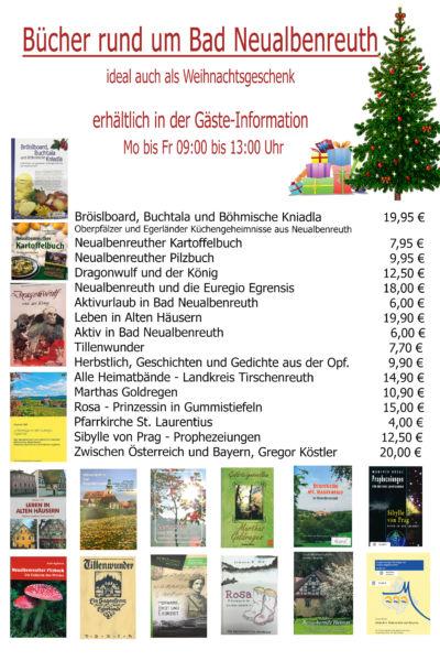 Bücher Weihnachten neu
