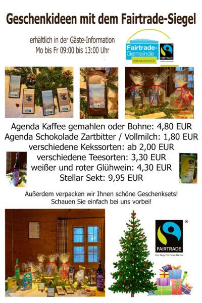 Fairtrade Weihnachten