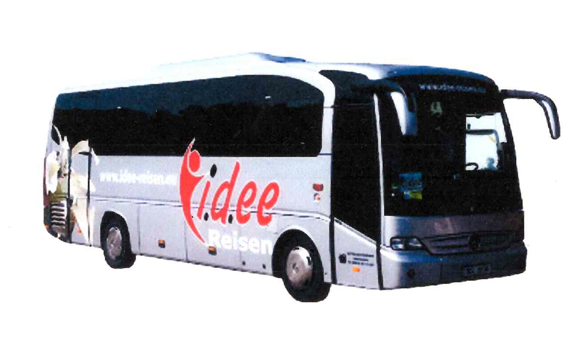 Bus idee reisen