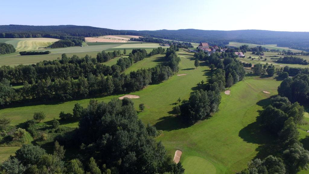 Golfplatz Golfclub Stiftland Neualbenreuth