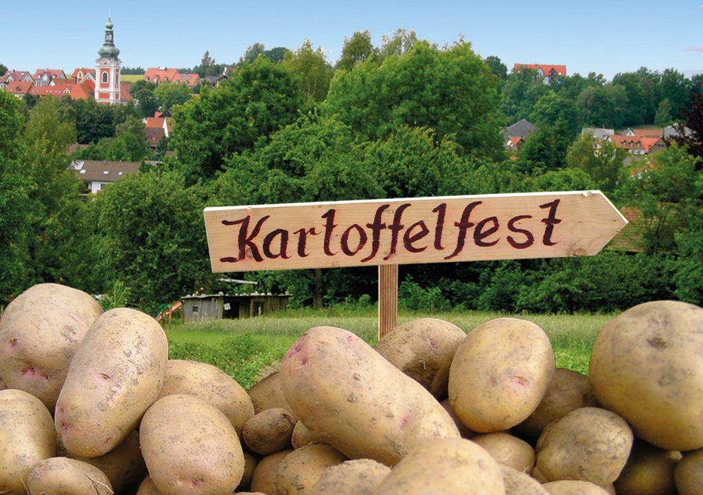 Kartoffelfest Bild