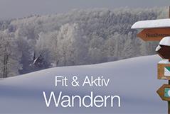 Wandern Winter
