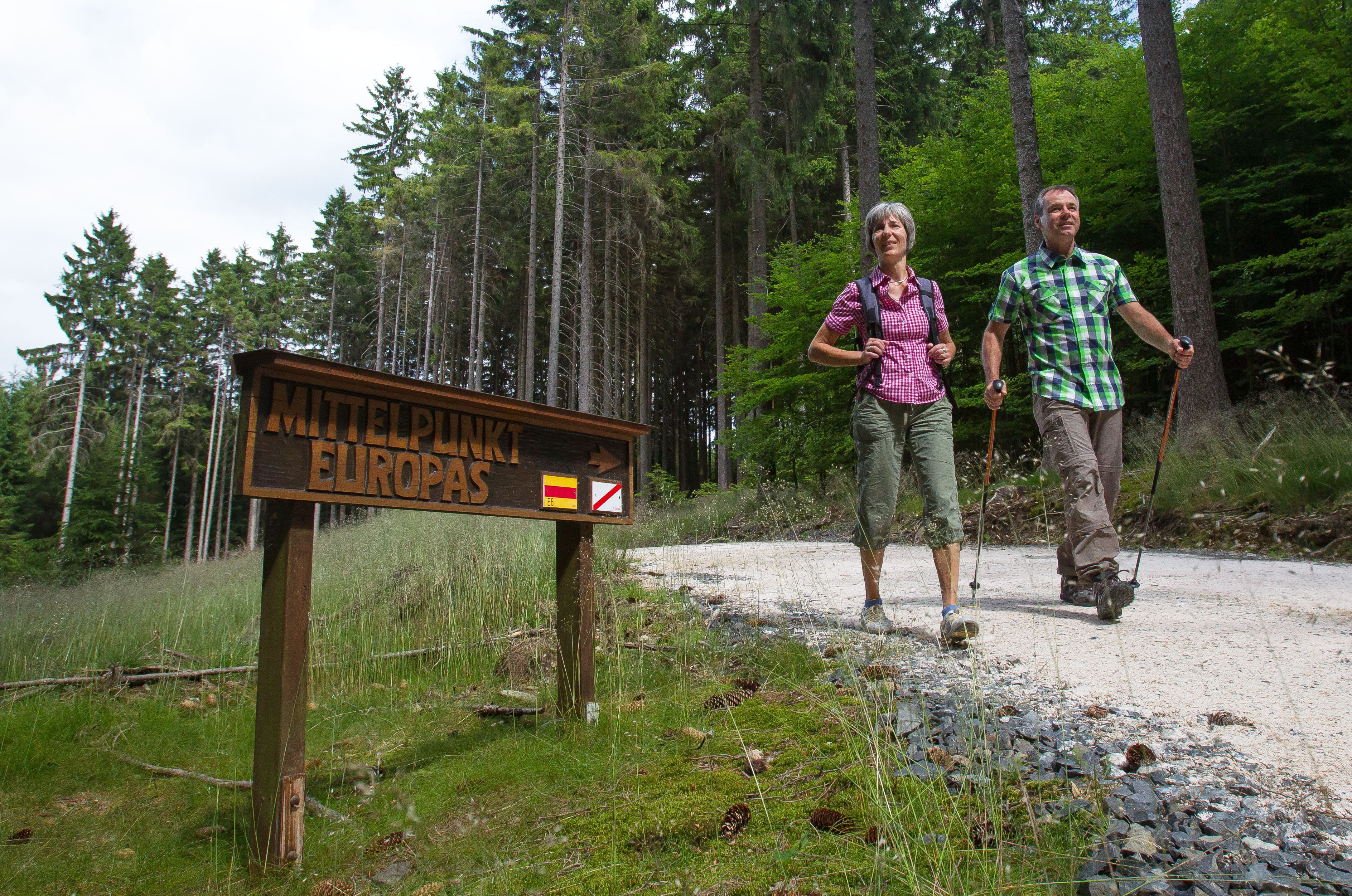 Wandern um Neualbenreuth