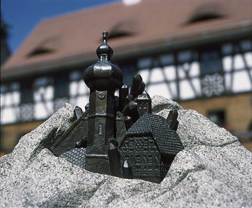 Sagenbrunnen Neualbenreuth