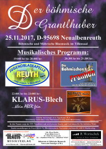 Der böhmische Grantlhuber @ Tillensaal | Neualbenreuth | Bayern | Deutschland