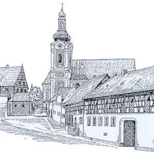 Zwischen Eger, Stift und Tillenberg @ Marktplatz Neualbenreuth | Neualbenreuth | Bayern | Deutschland