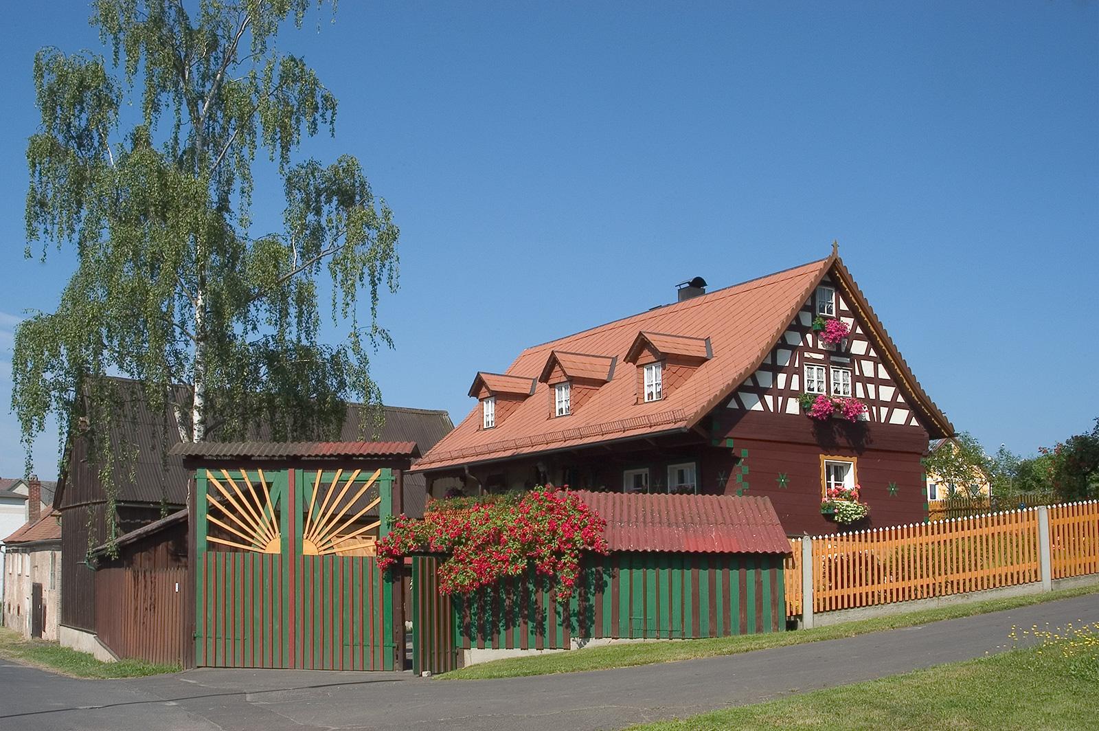 Neualbenreuth Fachwerk