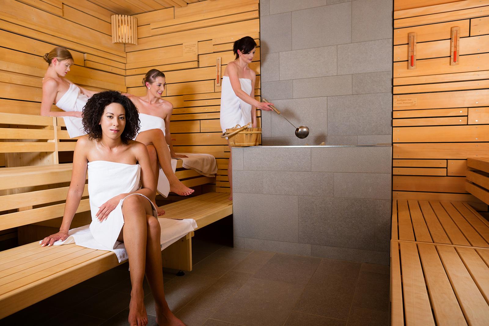 Neue-Aufguss-Sauna Sibyllenbad