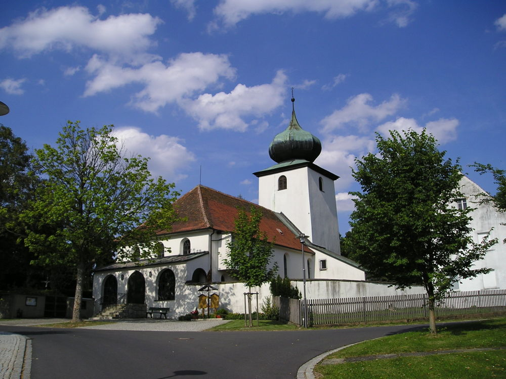 St. Andreas Wernersreuth Neualbenreuth