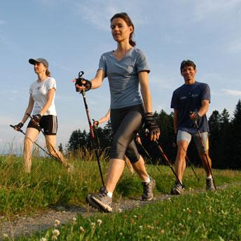 nordic-walking neualbenreuth sibyllenbad
