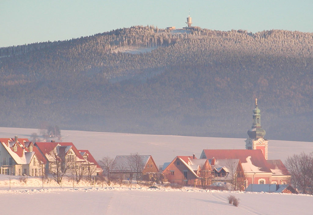 Neualbenreuth Tillen Winter