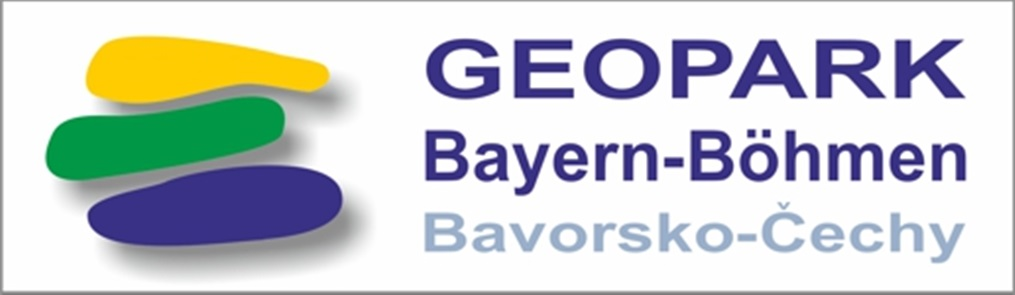 Geopark Bayern Böhmen Logo