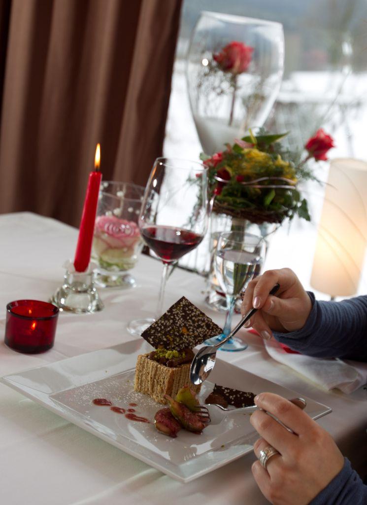Romantisches Essen Neualbenreuth