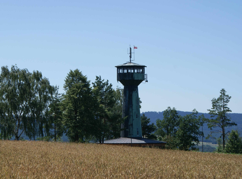 Grenzlandturm in Neualbenreuth