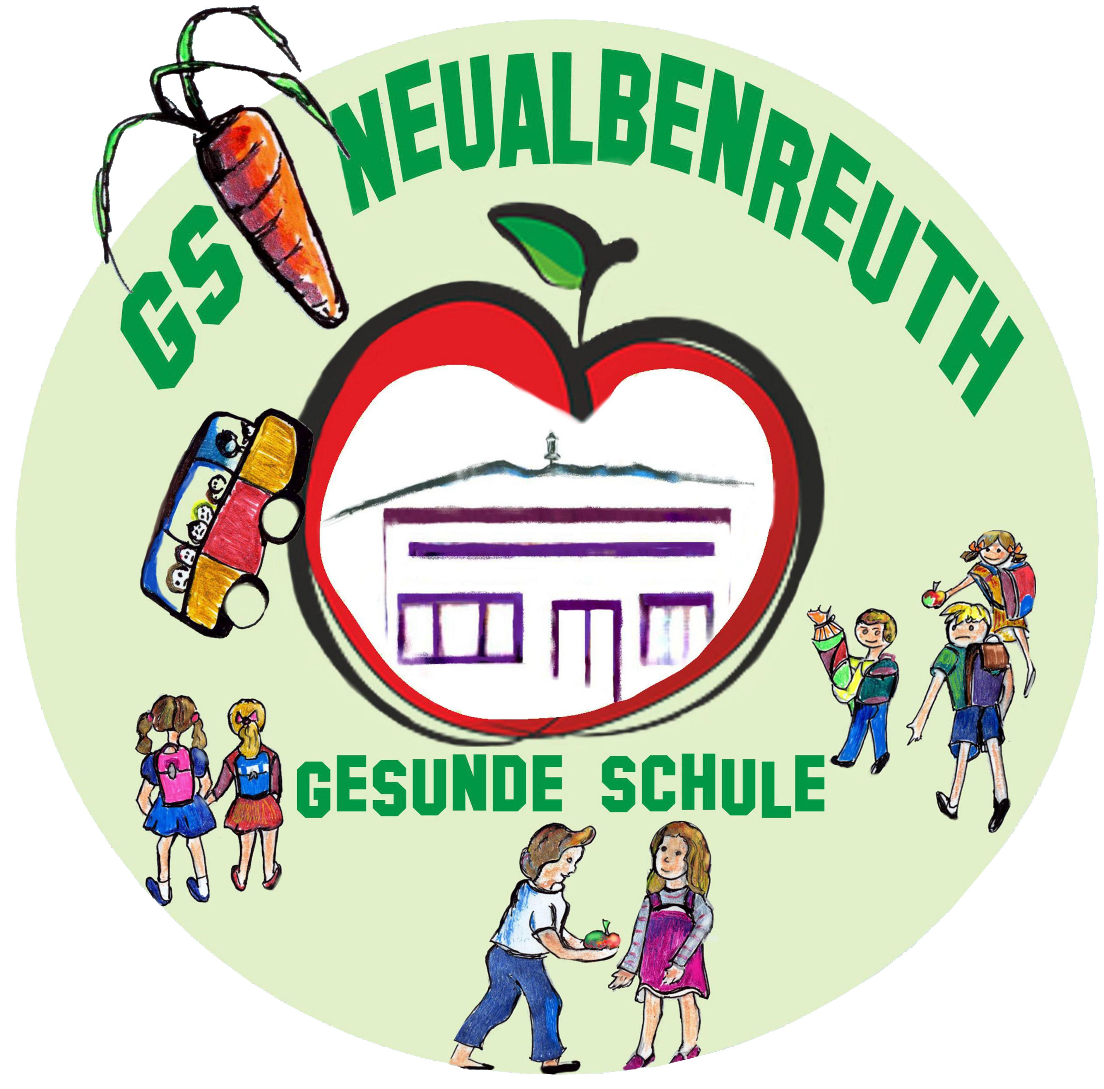 Logo Grundschule Neualbenreuth