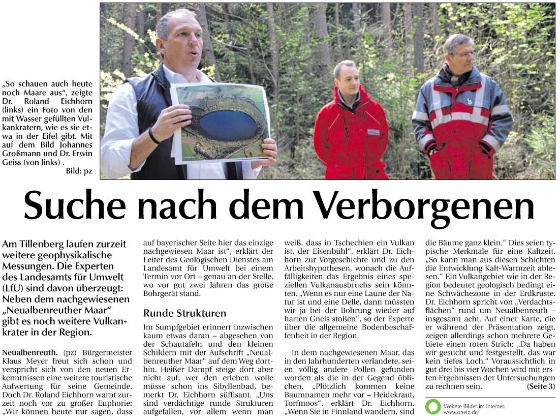 2017-05-11 Geophysikalische Messungen am Tillenberg