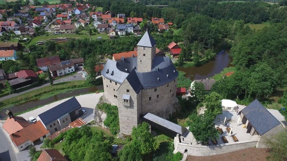 Burg Falkenberg, Onetz, Imagefilm Tirschenreuth