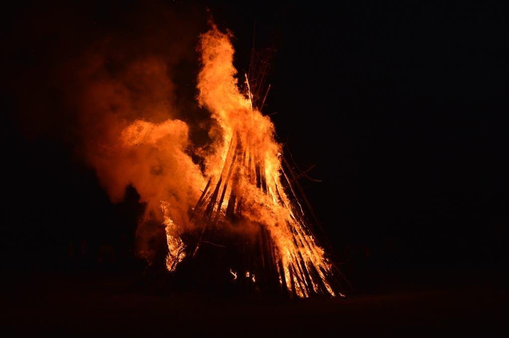 johannisfeuer feuer 1