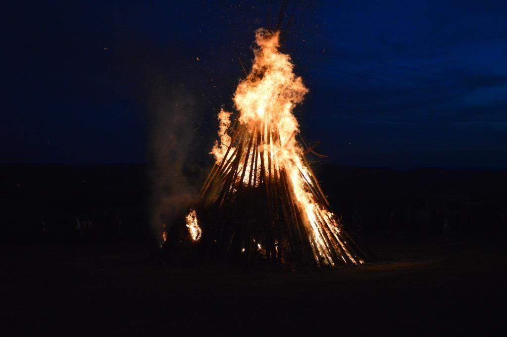 johannisfeuer feuer