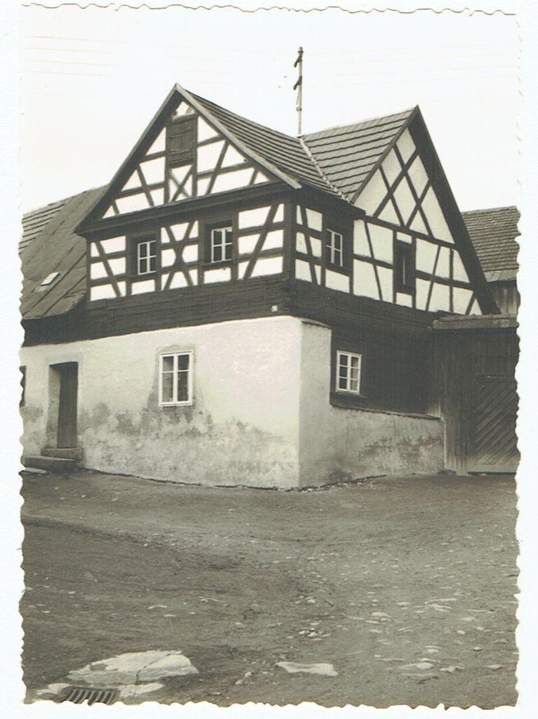 Häuserbuch Rosa Jäger Original Nr. 39