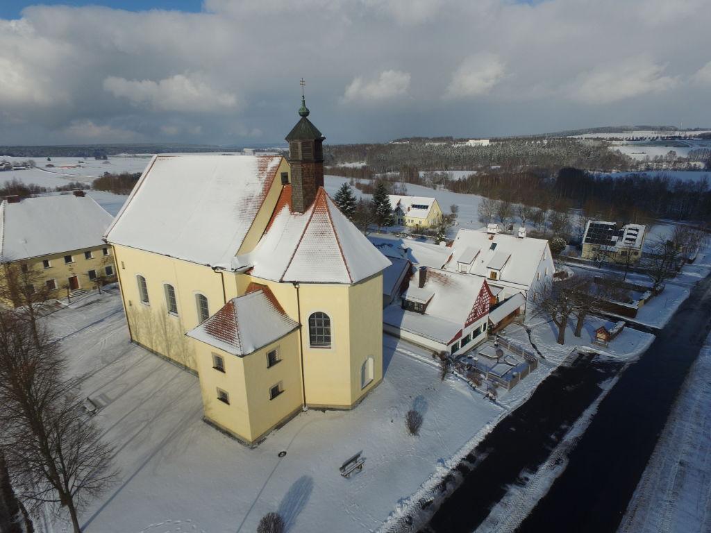 Kapplkirche St. Sebastian bei Ottengreun