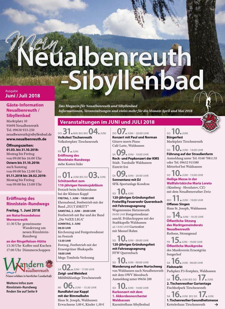 180525 Neualbenreuth VA Juni-Juli-Titel