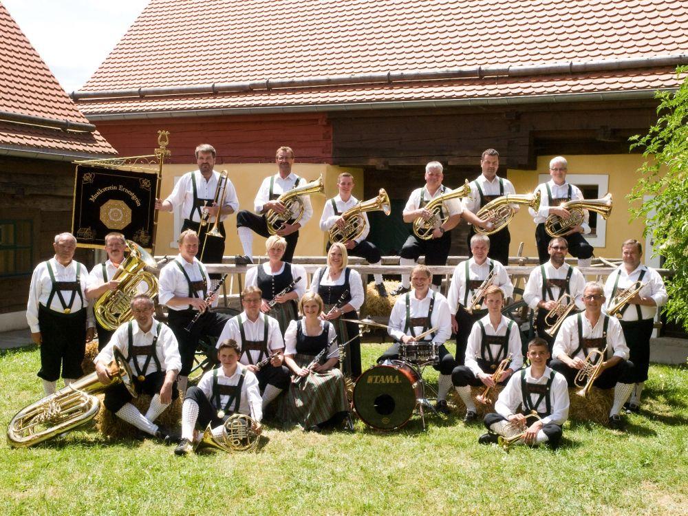 Blaskapelle-Ernestgrün