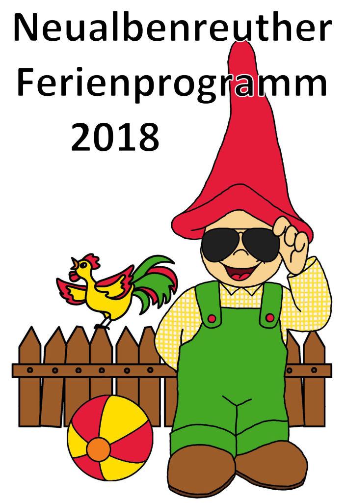 2018 Ferienprogramm Neualbenreuth