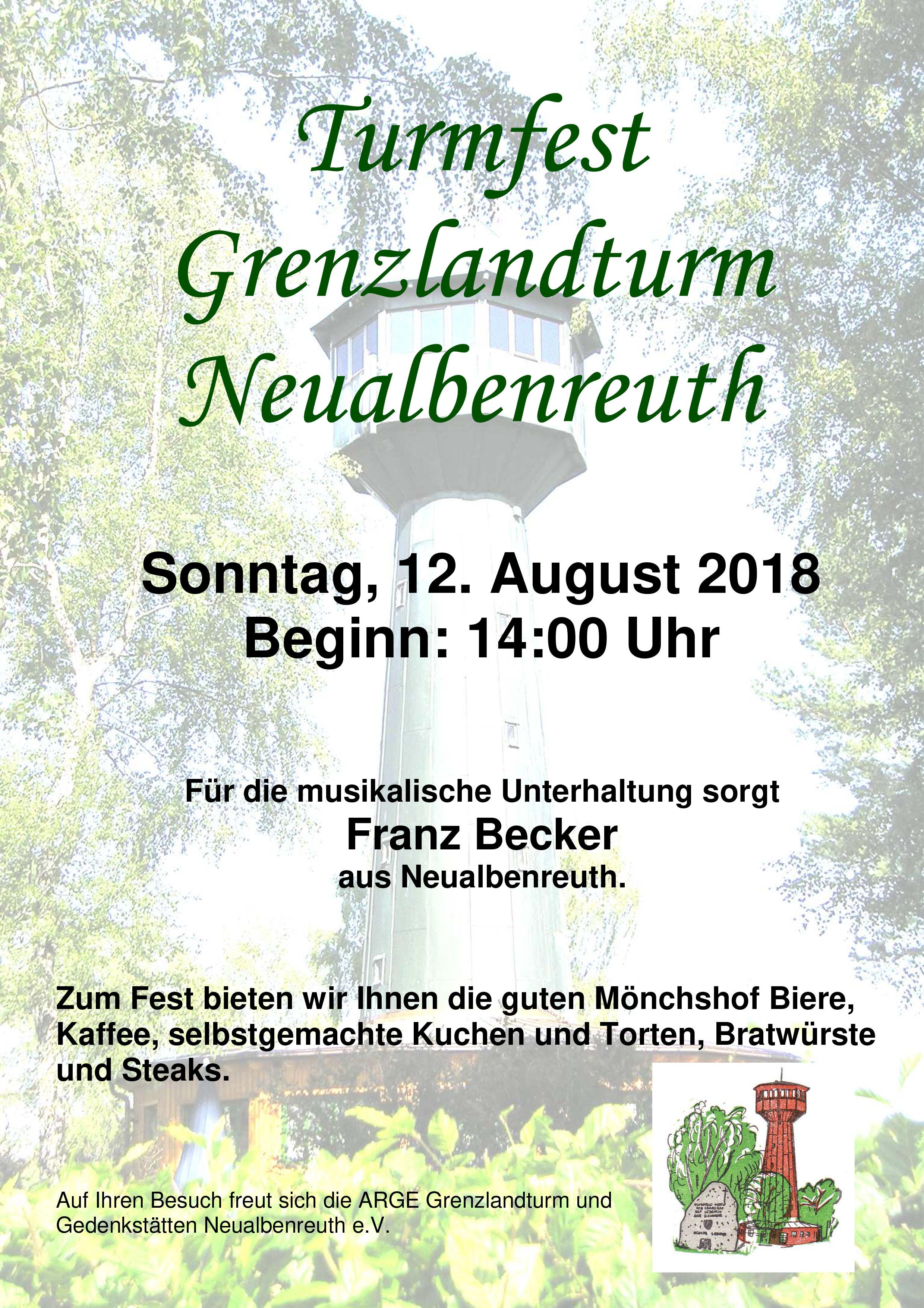 2018-08-12 Turmfest