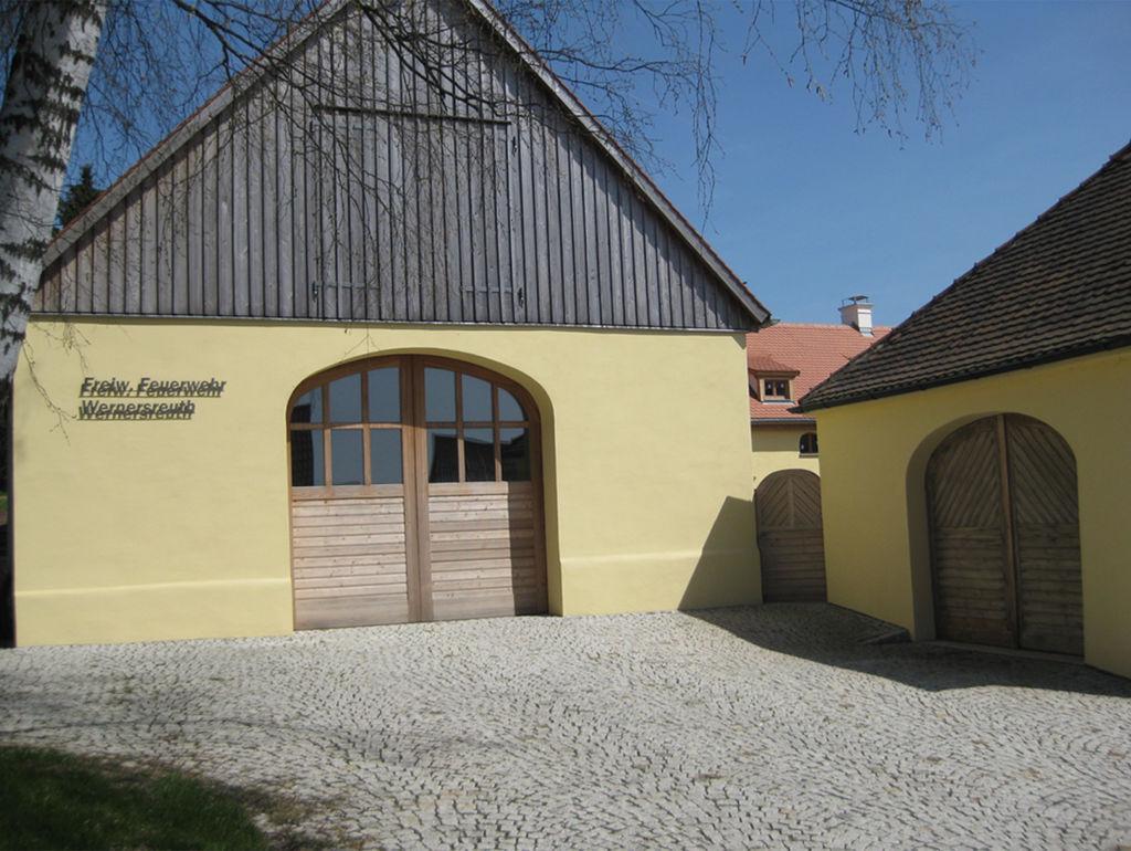 Feuerwehrhaus Wernersreuth