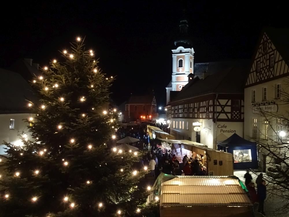 Weihnachtsmarkt Neualbenreuth 2018 (1)