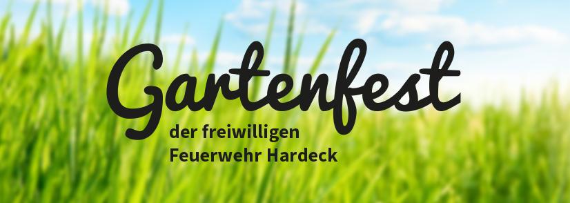 Gartenfest FFW Hardeck