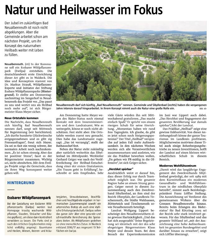 2019-11-15 Natur und Heilwasser im Fokus