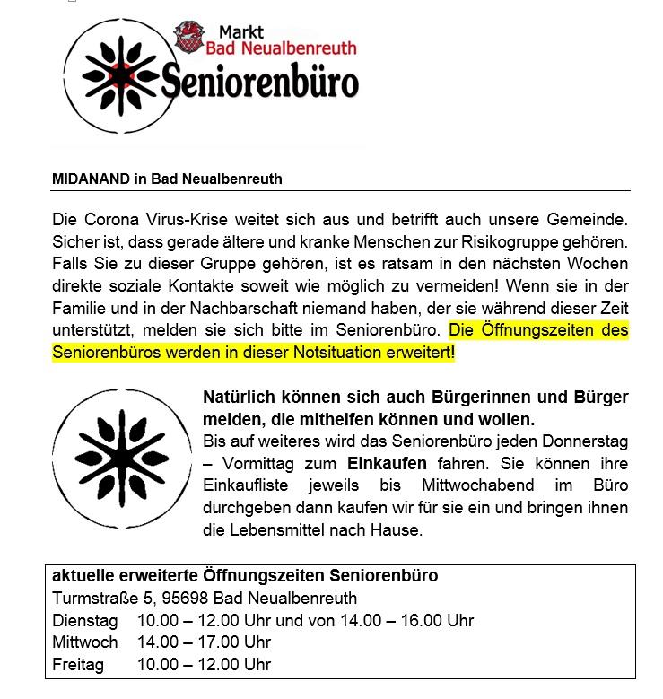 Midanand in Bad Neualbenreuth